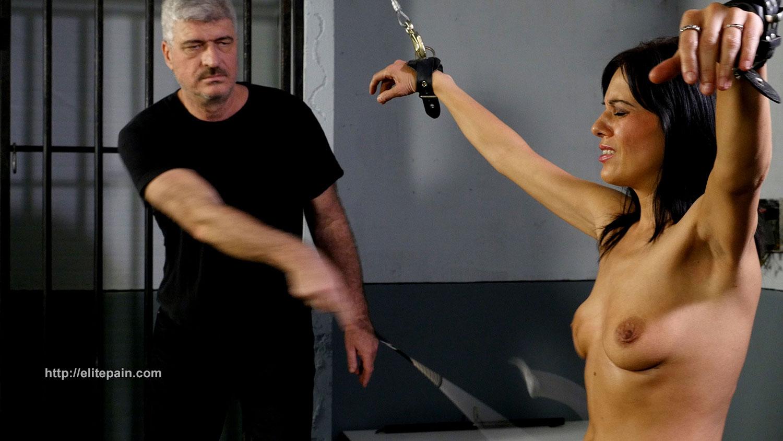 Kokos Teen BDSM Extreme Rope
